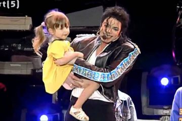 Michael Jackson – Heal The World