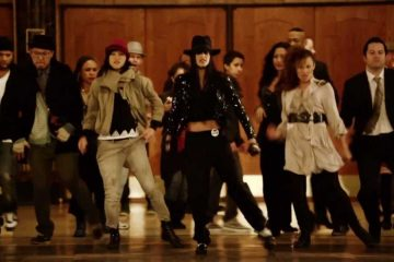 Michael Jackson – Hollywood Tonight (Official Video)