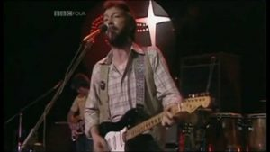 Eric Clapton: I Shot The Sheriff- Old Grey Whistle Test-1977
