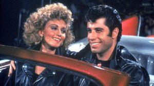 GREASE, Olivia Newton-John, John Travolta, 1978
