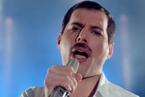Freddie Mercury-Time Waits For No One